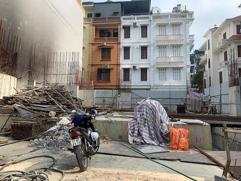Sắp có quy trình mới về cấp phép xây dựng nhà ở riêng lẻ tại Hà Nội