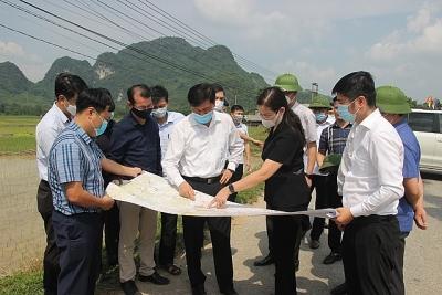 Bộ Giao thông vận tải làm việc với Hà Giang và Yên Bái về dự án kết nối đường cao tốc Nội Bài – Lào Cai