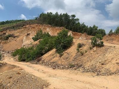 """Sơn Động (Bắc Giang): Có hay không việc chính quyền """"bảo kê"""" khai thác trộm cát, sỏi?"""