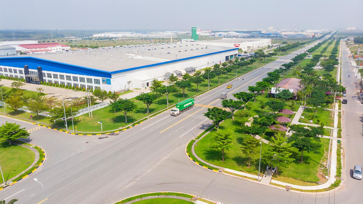 Nguồn cung bất động sản công nghiệp tiếp tục tăng trưởng