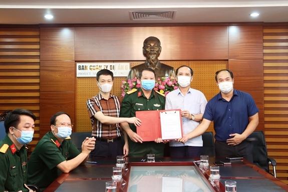 Ký kết dự án thành phần cao tốc Bắc - Nam đoạn Nghi Sơn - Diễn Châu