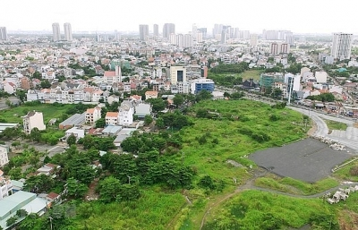 Rà soát, xử lý vi phạm về sử dụng đất đai tại Khu đô thị mới Thủ Thiêm