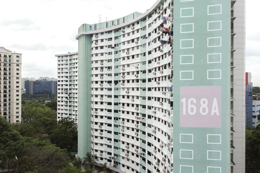 dich tai bung phat tai singapore gia bat dong san tang cham lai