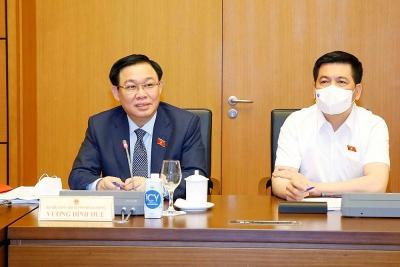 Quốc hội thảo luận về chủ trương đầu tư các chương trình mục tiêu quốc gia