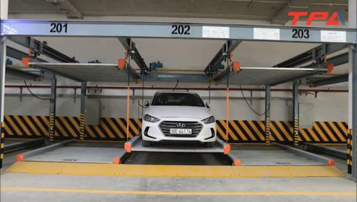 Lắp đặt hệ thống đỗ xe tự động cần chứng chỉ năng lực hạng mấy?