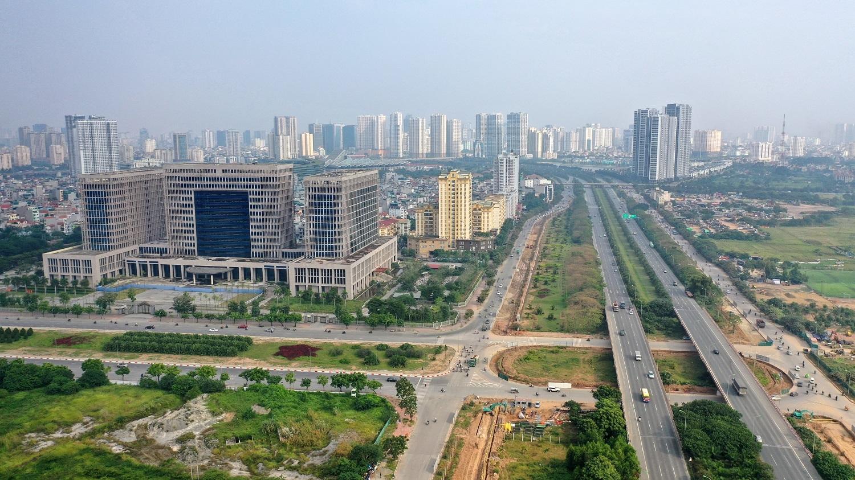 Thị trường bất động sản phía Tây Hà Nội trỗi dậy trong nửa đầu năm 2021