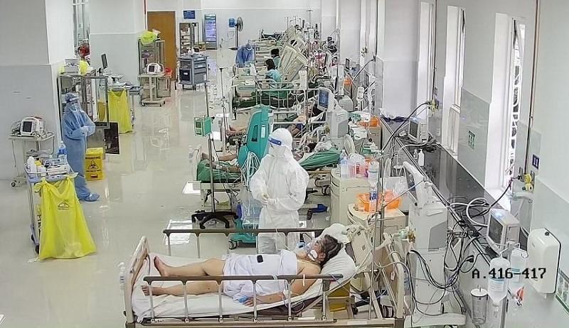 Đồng Nai: Tăng năng lực cho bệnh viện dã chiến