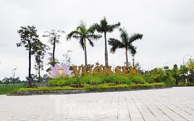 """Bắc Ninh: Chủ dự án Vườn Sen bị phạt 250 triệu đồng vì """"bán nhà trên giấy"""""""