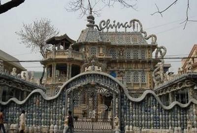 Ngôi nhà gốm sứ triệu đô ở Thiên Tân, Trung Quốc | Thế giới