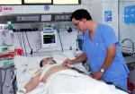 Bệnh nhân ngưng tim, tắc mạch vành được cứu sống