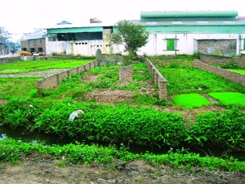 Diện tích đất ở tối thiểu được phép tách thửa ở Hà Nội