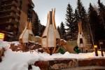 Khu vui chơi với cấu trúc tổ độc đáo tại Colorado