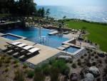 20 phong cách set up cảnh quan hồ bơi