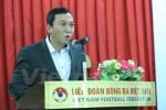 Ông Trần Quốc Tuấn được bầu làm Phó Chủ tịch LĐBĐ Đông Nam Á
