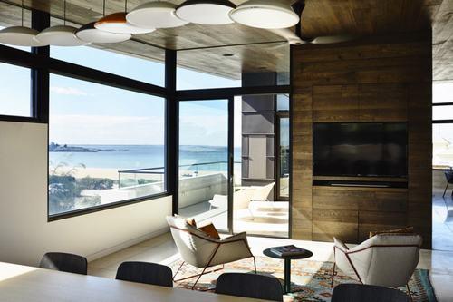 223515baoxaydung image003 Cùng nhìn qua nét hiện đại của biệt thự nghỉ dưỡng ở ngoại ô nước Úc