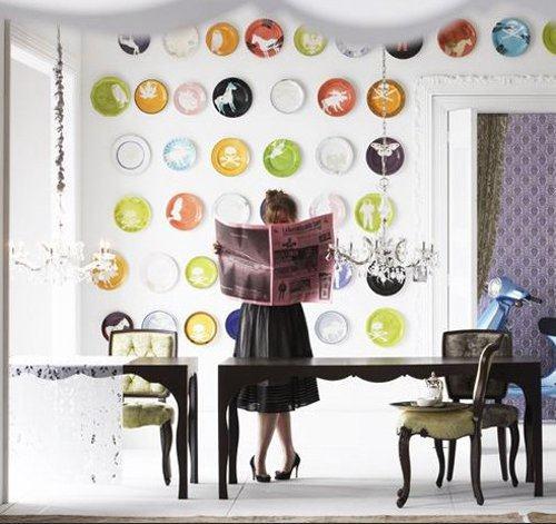 232442baoxaydung 10 Chia sẻ những ý tưởng trang trí tường tạo nên sự khác biệt