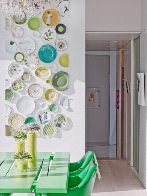 232443baoxaydung 11 Chia sẻ những ý tưởng trang trí tường tạo nên sự khác biệt
