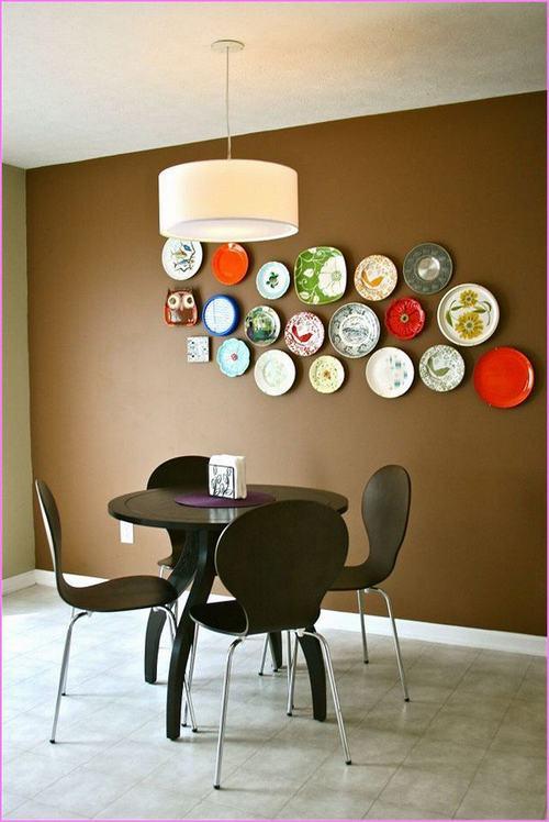 232444baoxaydung 12 Chia sẻ những ý tưởng trang trí tường tạo nên sự khác biệt