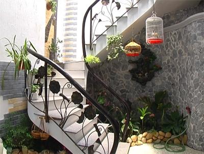 214822baoxaydung image002 Bật mí một số vị trí để thiết kế tiểu cảnh cho nhà phố