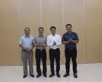 Bí thư Chi đoàn Báo Xây dựng được bầu làm Phó Bí thư Đoàn thanh niên Bộ Xây dựng
