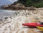 Trung Quốc: Hong Kong đóng cửa 13 bãi biển vì sự cố tràn dầu cọ