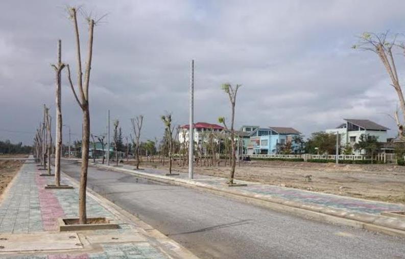 Chuyển quyền sử dụng đất đã đầu tư hạ tầng tại KĐT công nghệ FPT - Đà Nẵng