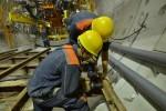 TPHCM: Ngắm đường hầm metro trong lòng đất đang dần thành hình