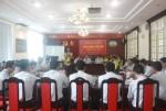 Đại hội Chi bộ Phòng Thanh tra Xây dựng 3 nhiệm kỳ 2017 - 2020