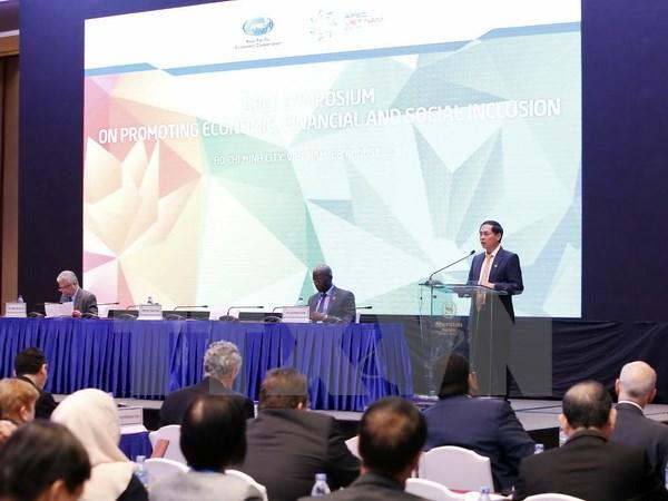 Thành phố Hồ Chí Minh tham gia xây dựng cộng đồng APEC