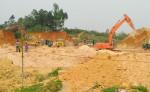 Thanh Sơn (Phú Thọ): Xem xét bổ sung khu vực cao lanh-felspat vào quy hoạch khoáng sản làm VLXD