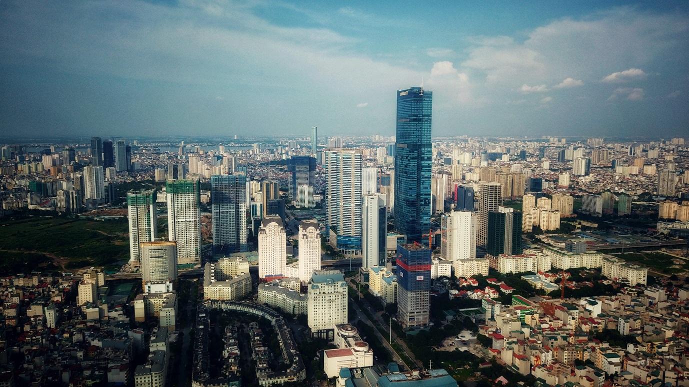Vượt đỉnh tòa nhà vừa bị 'phế' ngôi cao nhất Việt Nam