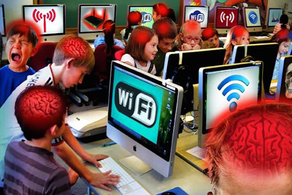 Sóng điện thoại di động và wi-fi có gây ung thư?