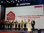 Cty TNHH Ariston Thermo Việt Nam ra mắt sản phẩm bình nước nóng ANDRIS2
