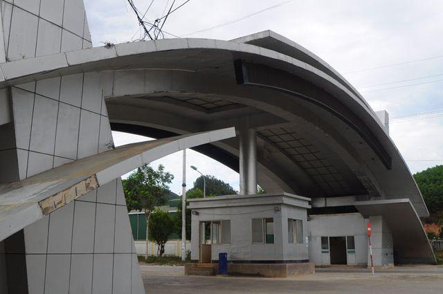 Hà Tĩnh: Cận cảnh những công trình trăm tỷ lãng phí ở Khu kinh tế Cửa khẩu quốc tế Cầu Treo