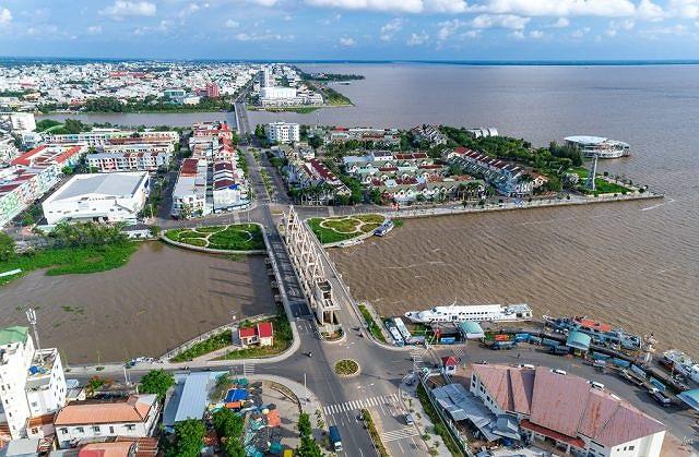 Góp ý việc chuyển đổi vị trí thực hiện NƠXH tại dự án Khu dân cư lấn biển Trần Quang Khải, Kiên Giang