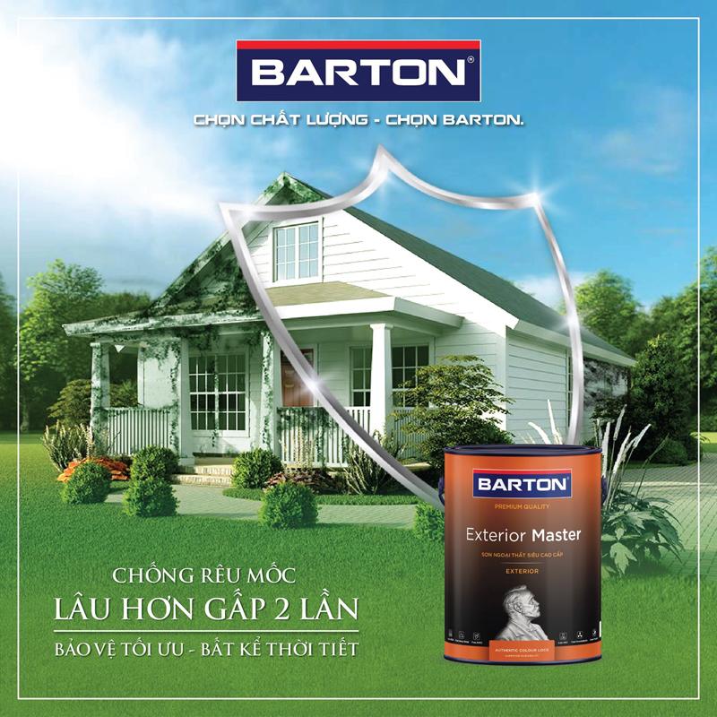 Công ty TNHH Sơn BARTON Việt Nam: 10 năm khẳng định thương hiệu hàng đầu Việt Nam