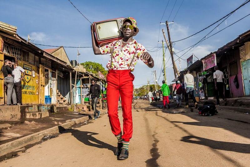 Buồn vui ở khu ổ chuột lớn nhất châu Phi, nơi cháy nhà 'như cơm bữa'