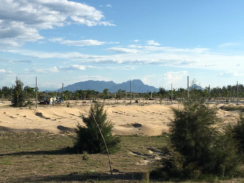 """Doanh nghiệp """"điêu đứng"""" nếu dự án tại Khu đô thị Điện Nam – Điện Ngọc bị áp dụng giá đất mới"""