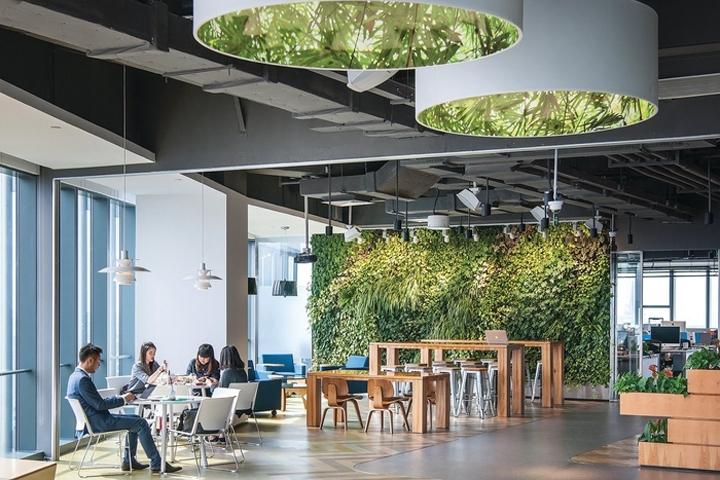 5 phong cách thiết kế nội thất văn phòng được ưa chuộng