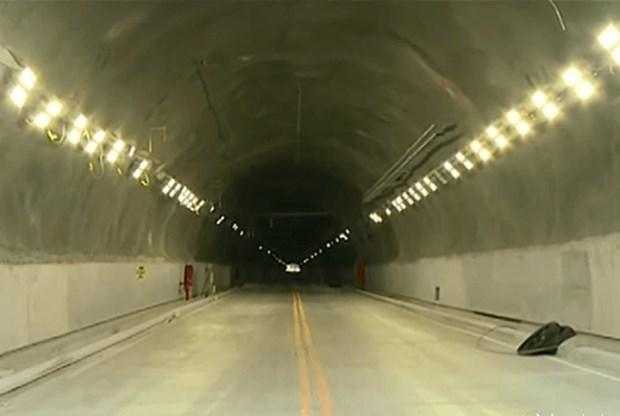 Colombia đưa vào hoạt động hầm đường bộ dài nhất Mỹ Latinh