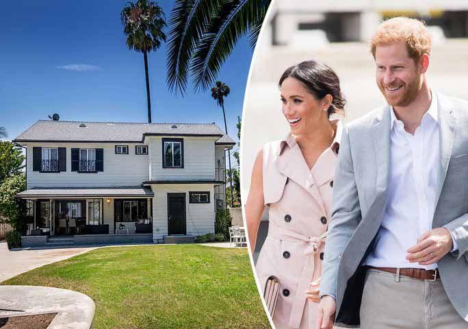 Ngôi nhà nơi công nương Anh Meghan Markle từng sống hiện có giá… 42 tỷ đồng