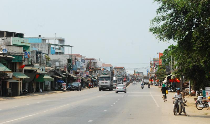 Quảng Ngãi: Quy hoạch xây dựng vùng huyện Tư Nghĩa