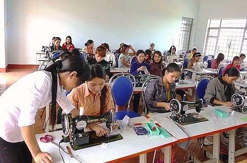 Bắc Ninh: Chú trọng đào tạo nghề cho lao động nông thôn
