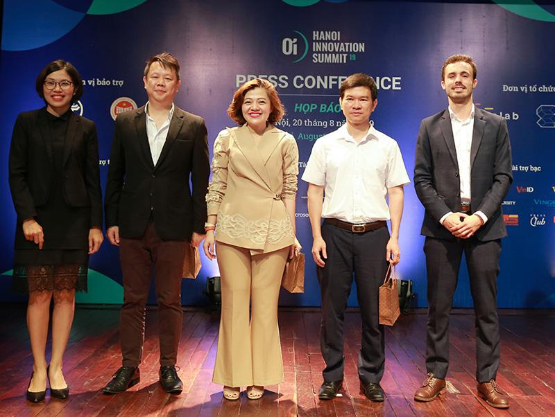 Sắp diễn ra Diễn đàn khởi nghiệp sáng tạo Hà Nội 2019