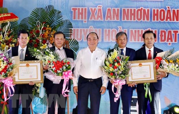 Bình Định: Thu nhập bình quân đầu người tiến bộ vượt bậc