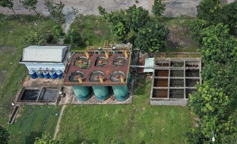 Cận cảnh nhà máy xử lý rác tai tiếng của thiếu gia Tô Công Lý