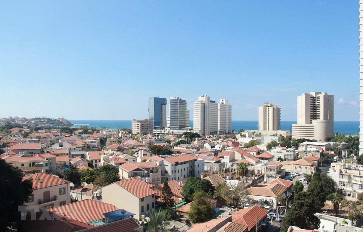 Tel Aviv ấp ủ giấc mơ