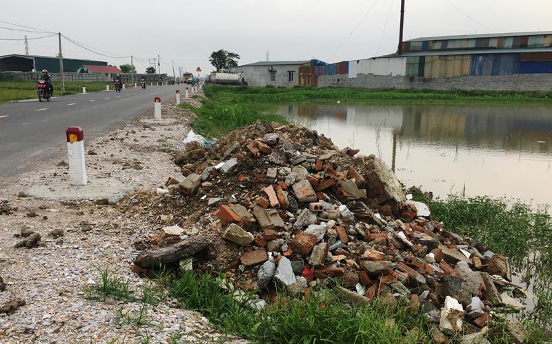 Thanh Hóa: Bài toán khó để xử lý chất thải rắn xây dựng