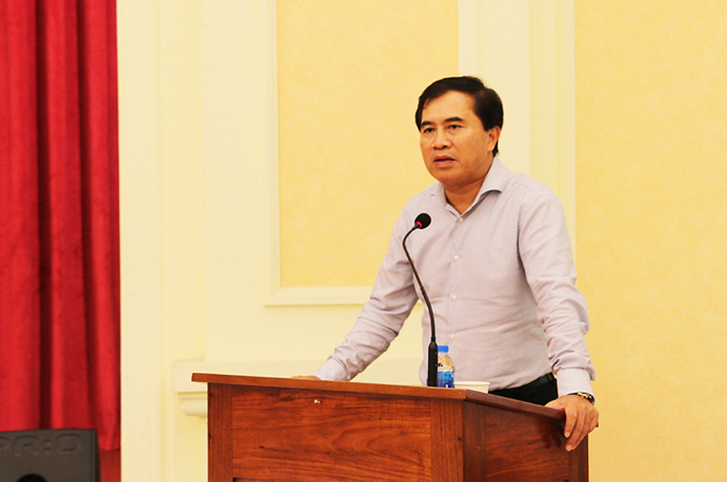 Thủ tướng bổ nhiệm lại ông Lê Quang Hùng giữ chức Thứ trưởng Bộ Xây dựng