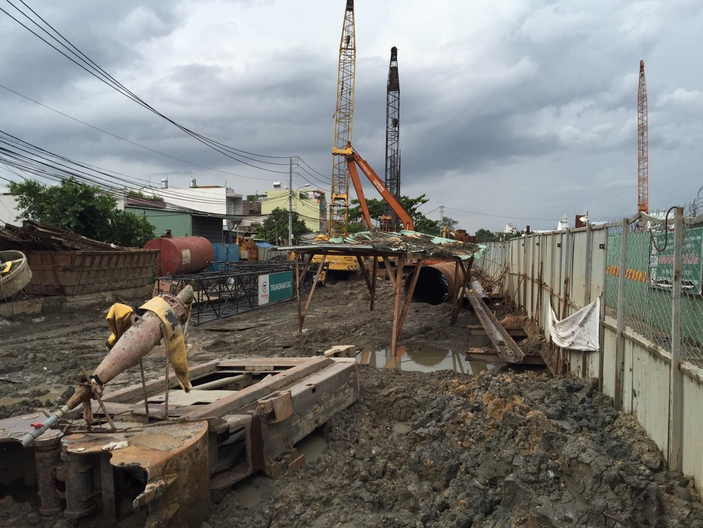 TP Hồ Chí Minh: Nâng cấp các công trình chống ngập